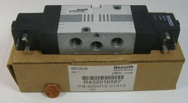Rexroth CD7 Pneumatic Directional Double Solenoid Valve PS-032010-01313 24VDC  - $69.99