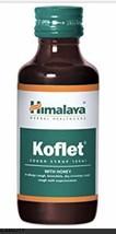 Koflet Tos Sirope para Mucosal Confort, Tos Sore Voice 100ml Himalaya - $20.87
