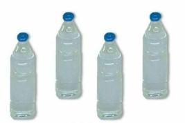Miniature Water Bottles, Kitchen Supply, Dollhouse Kitchen Miniature - $4.49