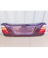 98-07 Toyota Land Cruiser Lower Tailgate Tail Gate Trunk Lid W/ Lights - $292.50