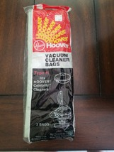 Hoover Vacuum Cleaner Bags Type H Fits All Celebrity Cleaners!! *35 Total Bags* - $79.20