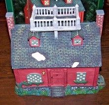HEARTLAND VALLEY VILLAGE - CHRISTMAS HOUSE P7161 - RARE - MISSING LIGHT ... - $24.99