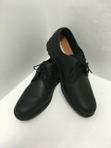 Timberland Stormbuck Waterproof Black Leather Oxfords Shoes Men's Size 13W 5549R - $56.09