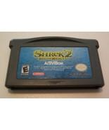 SHREK 2 Beg For Mercy NINTENDO GAME BOY ADAVANCE GAME CART ONLY 2004 - $14.85