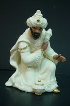 Belleek  Nativity Wise Man Figurine  #2 - $29.70