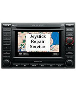 Chrysler Dodge REC navigation nav GPS radio joystick controller repair s... - $125.00