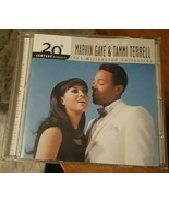 The Millennium Collection: THE BEST OF MARVIN GAYE & TAMMI TERRELL 20th ... - $5.00