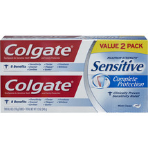 Colgate Sensitive Multiprotection Toothpaste, 6 oz (Pack of 2) - $11.04