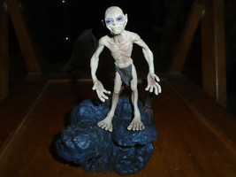Lord of the Rings-Gollum w/electronic sound base - $4.99
