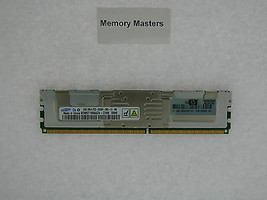 398709-071 8GB Approved PC2-5300 FBDIMM Memory for HP ProLiant BL20p G - $27.26