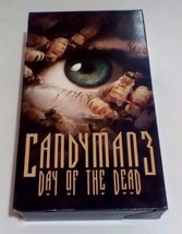 Candy man 3 - Day of the Dead [VHS] Just Right For Halloween. - $5.94