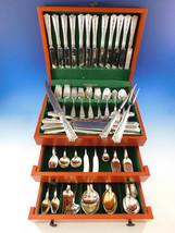 Winthrop by Tiffany & Co Sterling Silver Flatware Set 12 Service 193 Pcs... - $22,995.00