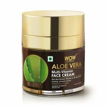 WOW Skin Science Aloe Vera Multi-Vitamin Face Cream - Light Quick Absorbing - $19.62