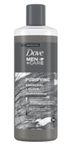 Dove Men+Care Body Wash, Charcoal & Clove, 18 Fl. Oz. - $12.95