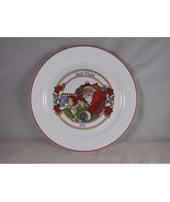 Corelle 1991 Happy Holidays Collectible Dinner Plate Visions of Sugar Plums - $14.24