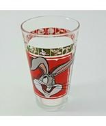"1999 Warner Bros 5 3/4"" Looney Tunes Bugs Bunny Drinking Glass - $7.99"