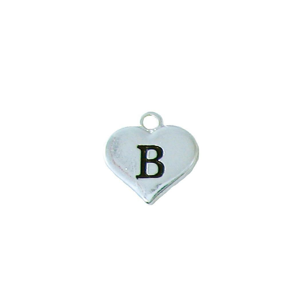 Custom Cheer Coach Thank You Gift Silver Necklace Jewelry Choose Initial image 3
