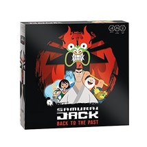 Samurai Jack Back To The Past Strategy Board Game   Based on the popular... - $40.00
