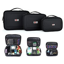 BUBM Organizer Electronics Accessories Storage - £22.98 GBP