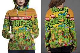 ninja tutles birthday quotesgram Hoodie Women's - $43.99+