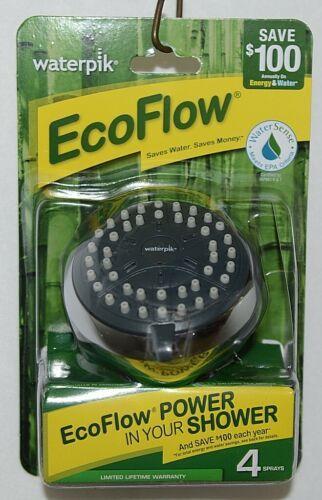 Waterpik Brand VBE423 Treat Yourself Better EcoFlow Shower Head