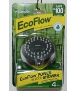 Waterpik Brand VBE423 Treat Yourself Better EcoFlow Shower Head - $19.99