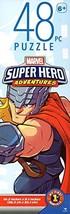 Marvel  Super Hero Adventures - 48 Pieces Jigsaw Puzzle v1 - $3.97