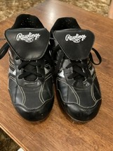 Rawlings Boys/Mens Baseball Spikes. Size 7 - $9.30