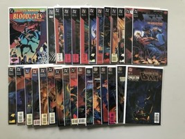 Lot of 29 Batman Shadow of the Bat (1992) from #0 1-47 Annual 1 VF Very ... - $64.35