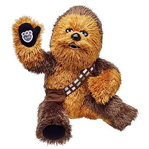 [Build-A-Bear SW Star Wars Chewbacca chewy] Birudoabea genuine bear stuffed toy