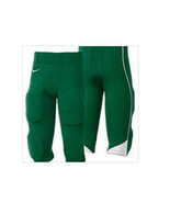 Nike Destroyer Game Football Pant - Mens - Dark Green/White - $39.99