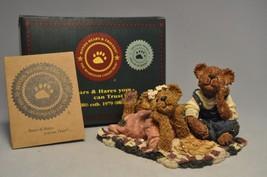 Boyds Bears & Friends: Pattie & John Berriweather... 2002-41 - A Wonderful Time - $26.72