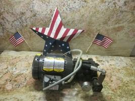 Parker Industrial Motor MEG2P7C Spec. 05E37W44S2 Frame 145TCZ PVP16X3020/11 - $9,974.00