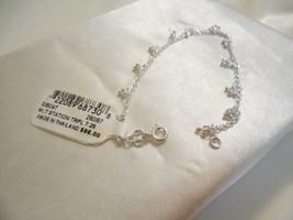 """Giani Bernini 7.25"""" Sterling Silver Fancy Bracelet N1029 $95 - $35.90"""