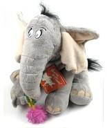 "HORTON HEARS A WHO 13"" Plush Elephant & Mini Hardback Book Macy's 2008 n... - $16.77"
