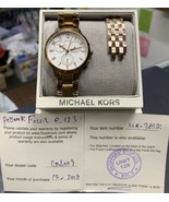 Fossil Watch MK3892 Rose Gold Tone - $98.85
