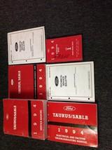 1994 Ford Taurus & Mercury Sable Service Shop Repair Manual SET OEM W EV... - $69.25