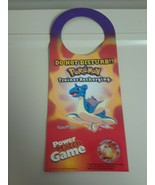"Nintendo Pokemon Lapras #131 Door Hanger Do Not Disturb Sign ""Ready for ... - $14.80"