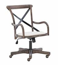 Linon Home Décor Grey Café Office Mavis Chair - $176.39