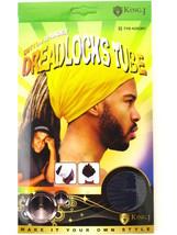 KING.J UNISEX COTTON SPANDEX DREADLOCKS TUBE (710) - $8.99