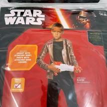 Star Wars Finn The Force Awakens Halloween Costume Rubies Boys Child Small 4-6 - $24.64