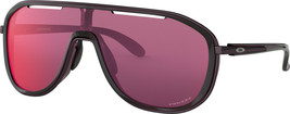 Oakley Outpace Women's Sunglasses OO4133 0526 Raspberry Prizm Road Lens - $174.24