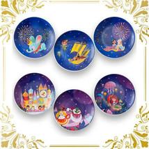 TDR Celebration Hotel It's a small world Mini Plate Set dish Dumbo Aladd... - $68.31