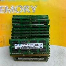 Samsung 64GB 16X 4GB DDR3 PC3-8500 1066MHz SO-DIMM Non Ecc Low Density Laptop - $277.20