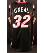 Shaquille O'Neal Signed Jersey JSA Heat - $280.49