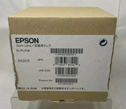 OEM EPSON ELPLP38 Projector Spare Lamp for EX100 PowerLite 1700c 1705c 1710c  - $34.99