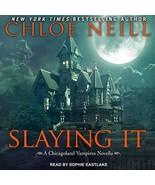 Chloe Neill's Chicagoland Vampires Series (17 MP3 Audiobooks) - $47.99