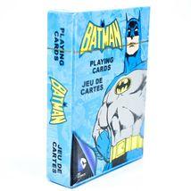 Aquarius DC Comics Retro Batman Themed Playing Cards Deck image 3