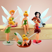 fovol 6Pcs fairy/fairy garden gnome/moss terrarium home - $24.95