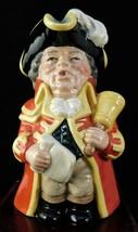 """Royal Doulton Toby Jug """"Town Crier"""" - D6920 - $80.74"""